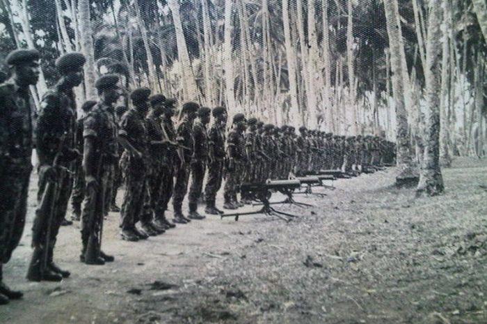 Pasukan Linud 328 Kostrad