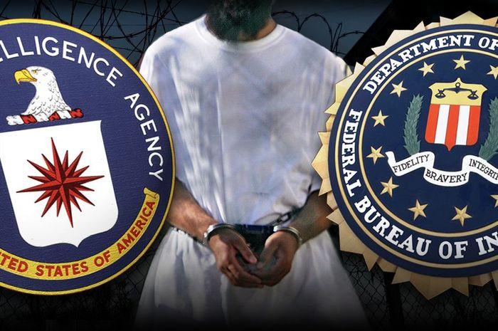 Lembaga inteligen AS, CIA dan FBI