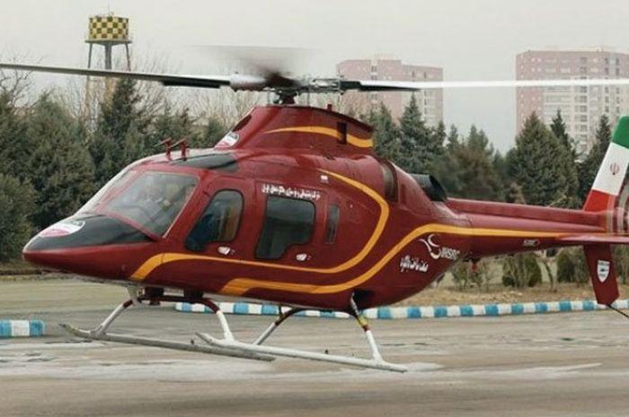 Helikopter buatan IRan