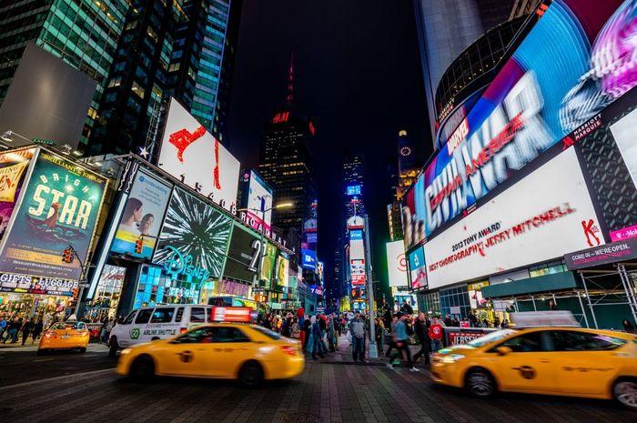 Time Square di New York
