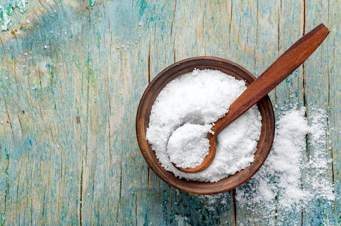 Selain Untuk Masak Inilah 8 Manfaat Lain Dari Garam Dapur Salah