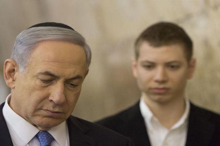 Anak PM Israel buat ulah | The Times of Israel
