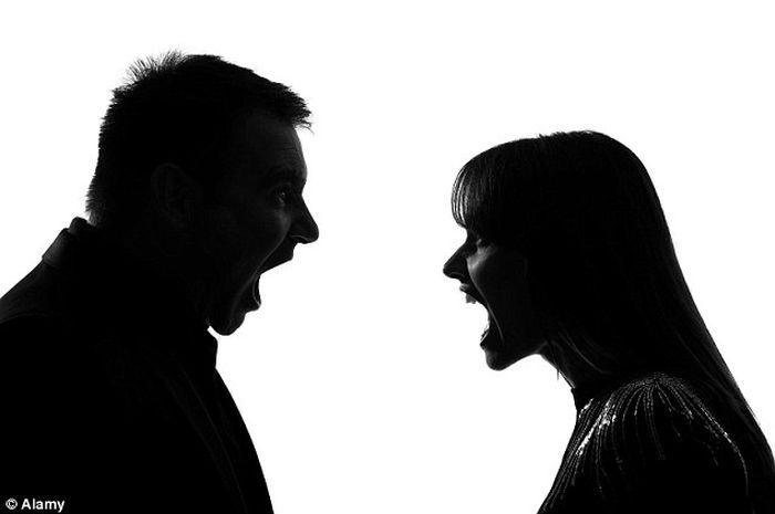 (Ilustrasi) Tak tahan dengan kebiasaan buruk istrinya ia menceraikannya