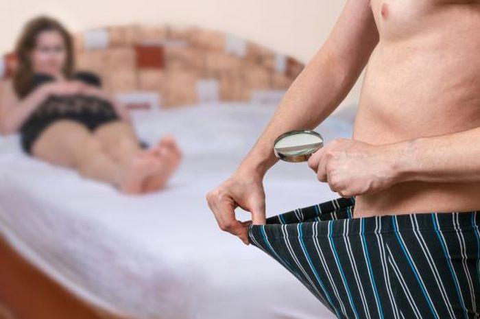 Ukuran Penis Bisa Jadi Petunjuk Kesuburan Pria