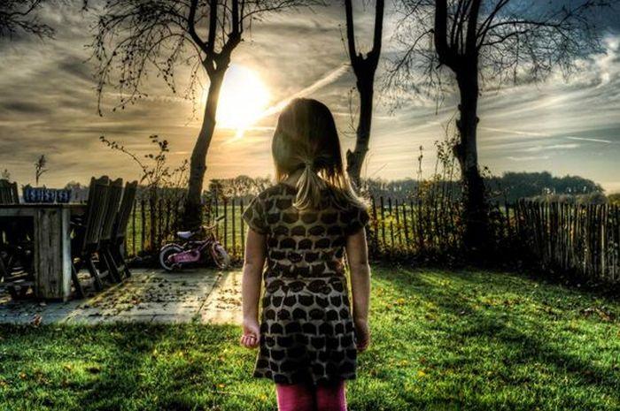 masa kecil yang berat membawa Anda menjadi orang yang lebih baik