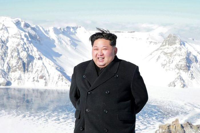 Masa kecil Kim Jong-un