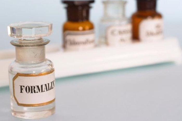 Formaldehida atau formalin