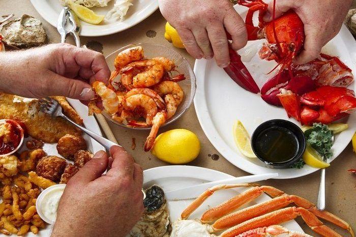 Kulineran seafood