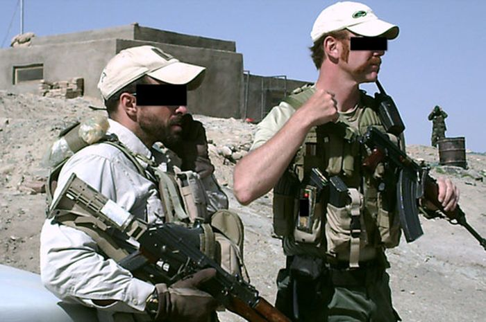 Tentara bayaran dari Halliburton