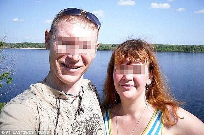 Pasangan ini memperkosa putrinya sendiri