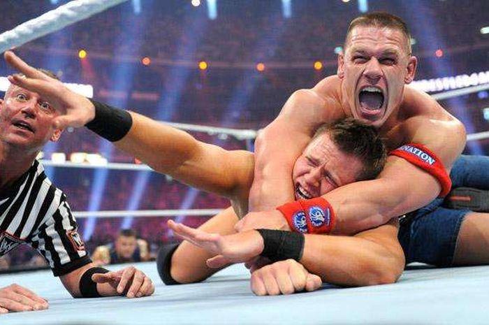 Fakta di balik perusahaan WWE