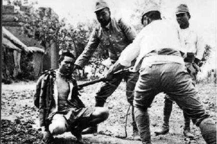 Kempetai, polisi militer Jepang yang terkenal kejam selama Perang Dunia II