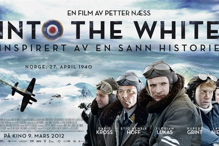 Poster film Into the White