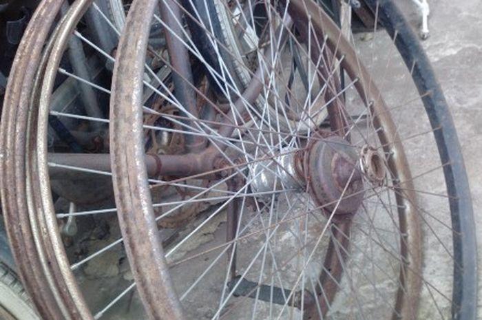 Mau Menghilangkan Karat Di Sepeda Coba Pakai Cara Sederhana Ini Semua Halaman Intisari