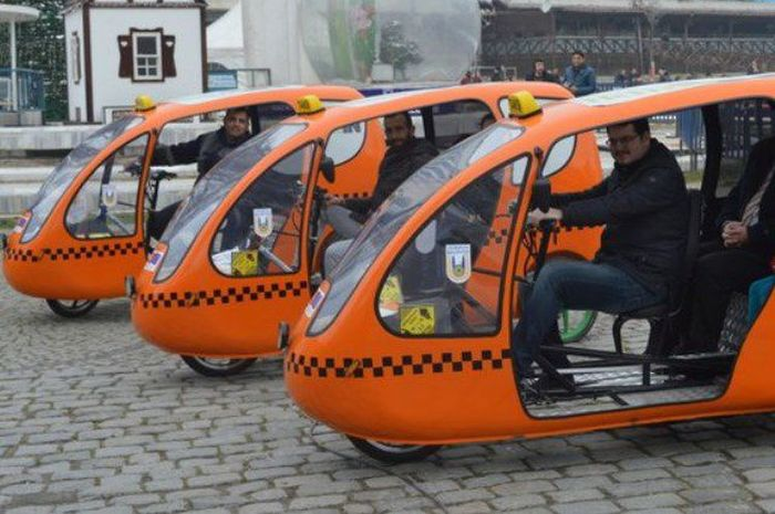 Taksi kayuh