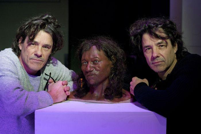 Manusia modern pertama Inggris berkulit gelap
