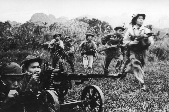 Pasukan gerilya Viet Cong