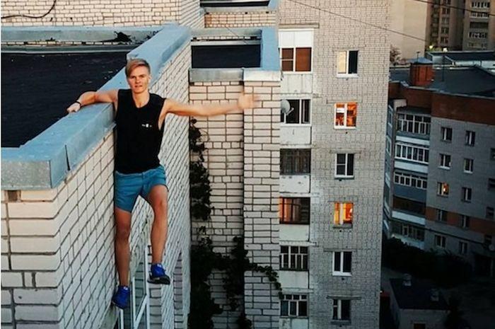 foto terakhir Andrey Retrovsky