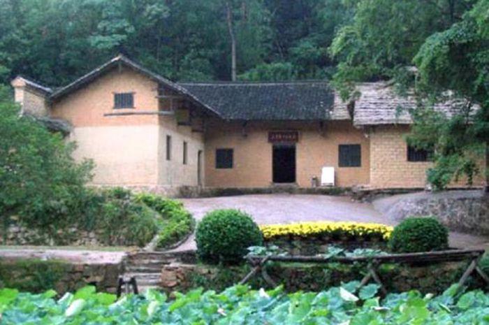 Rumah Mao Zedong masa kecil