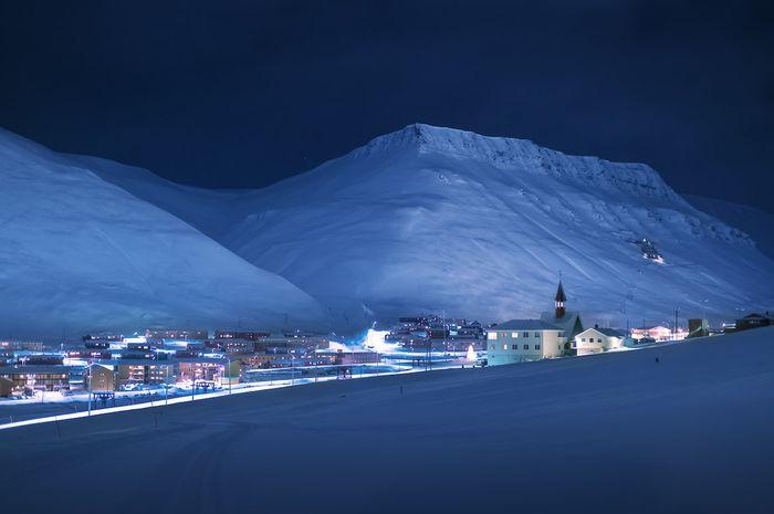 Pemukiman paling utara di dunia