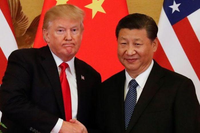 Di samping Donald Trump, Xi Jinping presiden Tiongkok | scmp.com