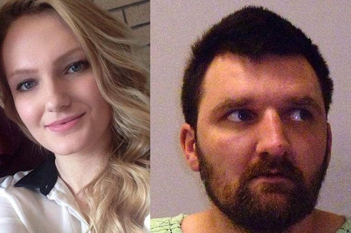 Wanita yang terbunuh oleh pria yang baru ditemuinya.