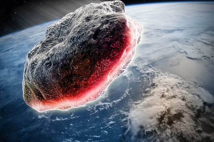 Mungkinkah asteroid menabrak bumi?