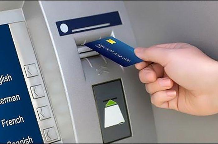 Modus pembobolan ATM