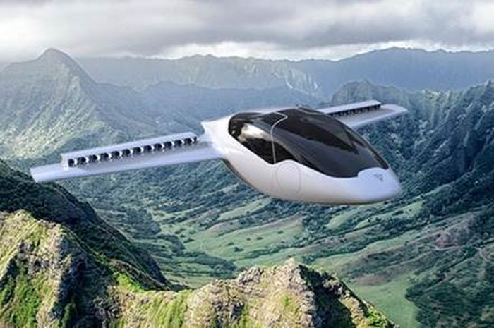 Inovasi transportasi paling canggih di dunia.