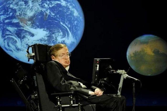 Stephen Hawking percaya kalau alien itu nyata