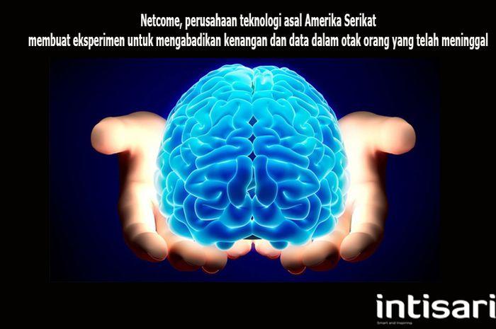 perusahaan ini berjanji bisa mengawetkan data dan kenangan dalam otak  seseorang 64293897b6