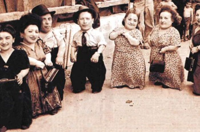 Keluarga cebol Ovitz