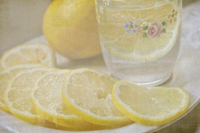 Air lemon memiliki sangat manfaat