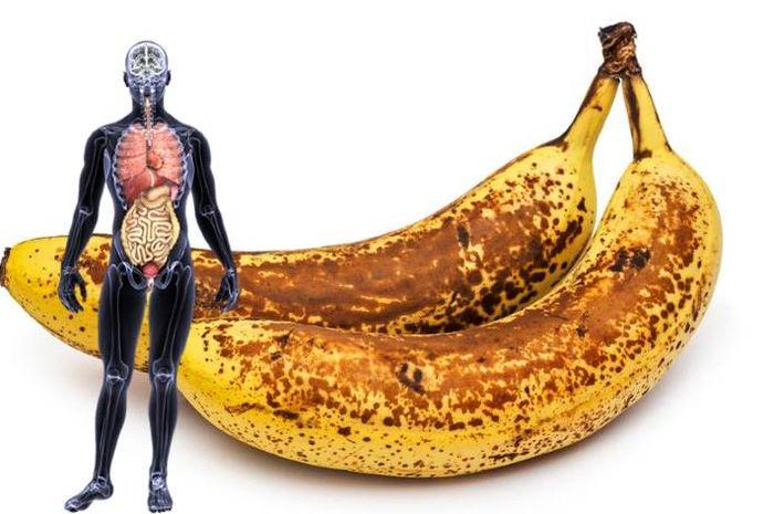 Konsumsi pisang dua kali sehari
