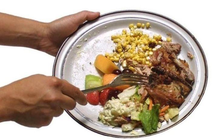 Sampah Makanan.