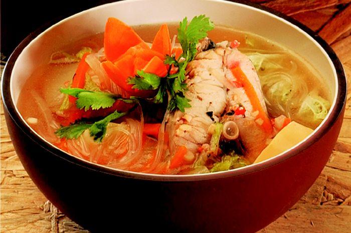 Yang Segar untuk Berbuka dan Sahur: Sup Ikan ala Korea
