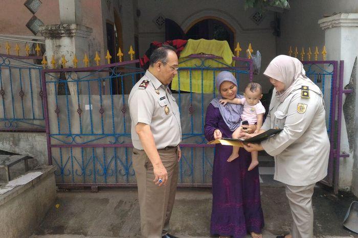 Nilawati: Sertifikat Hak Milik ini Berkah Ramadhan