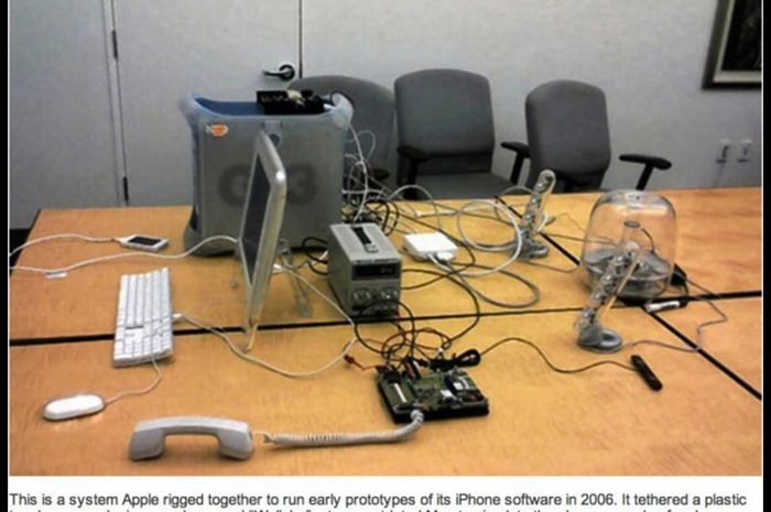 Di Ruangan Tak Berjendela Inilah iPhone Pertama Diciptakan