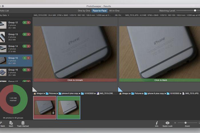 PhotoSweeper 2.1 Tambahkan Dukungan Photos for OS X