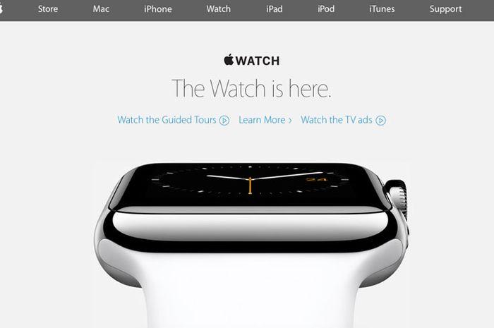 (Video) Apple Rilis 3 Iklan TV Apple Watch