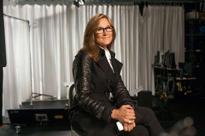 Angela Ahrendts, Eksekutif Wanita Bergaji Paling Tinggi di AS Selama 2014