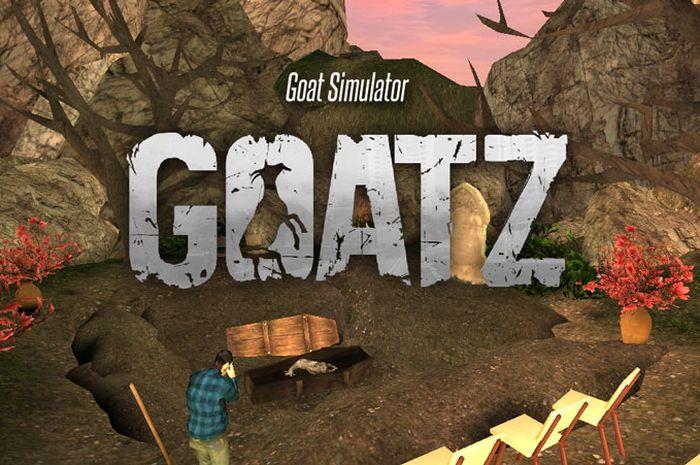 Review GoatZ: Aksi Kambing Unik Bertahan di Dunia Zombie ...