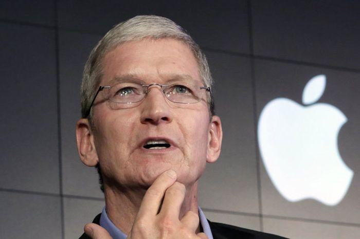 Tim Cook Bahas Pencapaian $1 Triliun Apple di Memo Internal