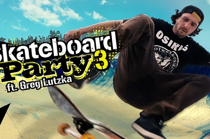 Review Skateboard Party 3, Bermain Skateboard Sesukamu!
