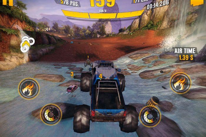 5 Game Balap Berbeda Yang Bisa Kamu Nikmati Di iOS