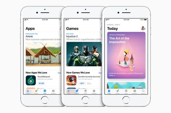 App Store Tolak Aplikasi dengan Gambar & Ikon Emoji