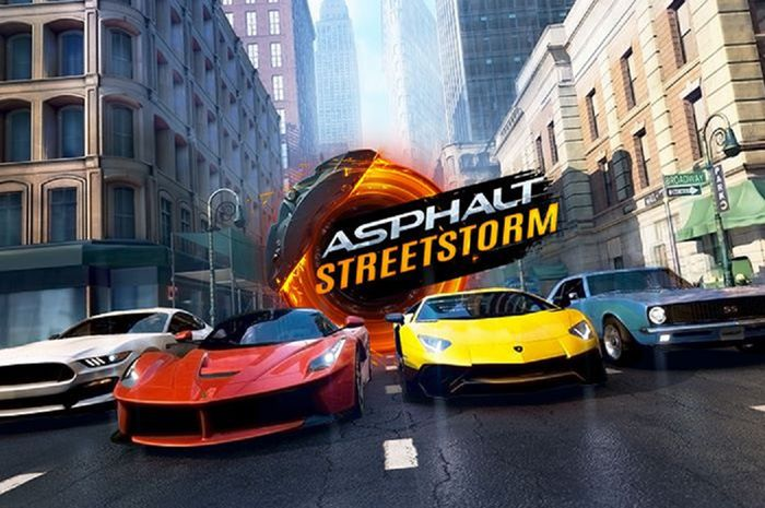 Review Asphalt Street Storm, Games Drag Racing Bergrafis Menawan