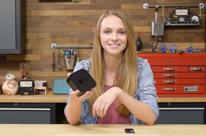(Video) Dibedah iFixit, Apple TV 4K Ternyata Sangat Mudah Diperbaiki