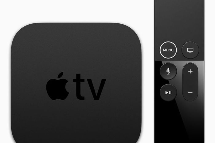Komparasi Hardware Apple TV 4K dengan Apple TV Generasi Keempat