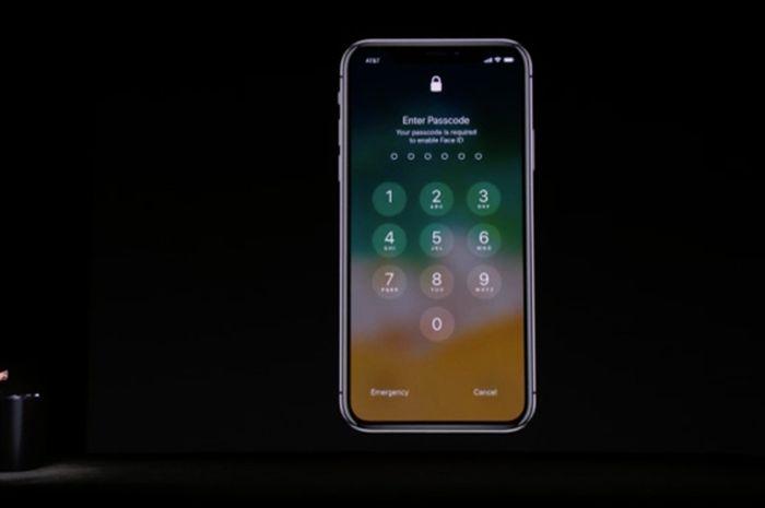 Apple dan LG Kerja Sama Pasok Komponen untuk Face ID